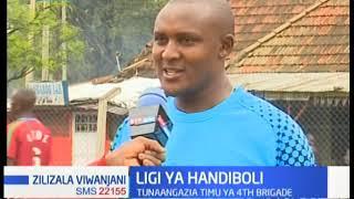 Timu ya Majeshi wa Kenya inashiriki Ligi ya Handiboli | ZILIZALA VIWANJANI