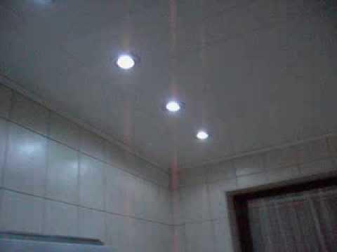 LED Leuchtmittel LED Strahler, LED Einbaustrahler für Badezimmer - super sparsam