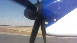 preview picture of video 'Touggourt, l'Aéroport de Touggourt Sidi Mahdi تقرت'