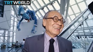 I M PEI: Louvre Pyramid Architect Dies At The Age Of 102