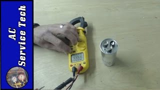 Dual Capacitors! How to Identify, Test, Wire, and Read a Dual Capacitor!