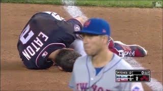 MLB Injuries of 2017  ᴴᴰ