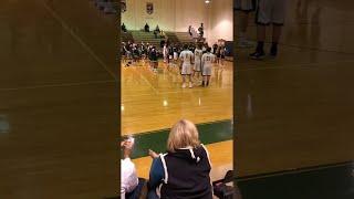 Enthusiastic Basketball Announcer || ViralHog