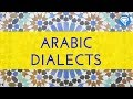 arabic dialect