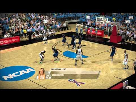 NCAA Basketball 09 - UConn Huskies vs UCLA Bruins