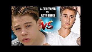Yerli Justin Bieber (Alper Erözer Vs Justin Bieber)