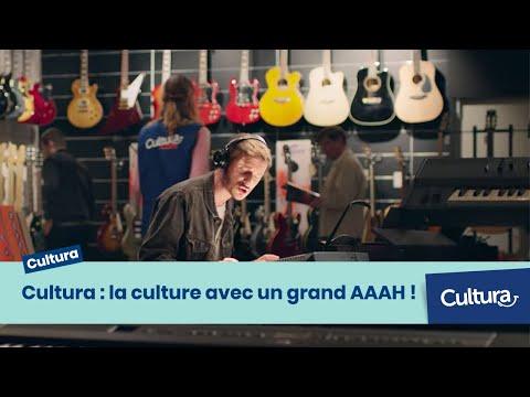 Publicité Cultura