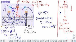 Eğitim Vadisi 11.Sınıf Fizik 4.Föy Newton Hareket Kanunları 4 Konu Anlatım Videoları