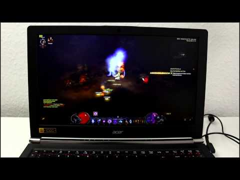 Acer Aspire V15 Nitro Black Edition VN7-591G-77A9 - Diablo 3 (Deutsch)