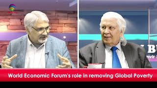Would World Economic Forum help eradicate poverty? Tahir Gora & Dr. Sharda @TAGTV