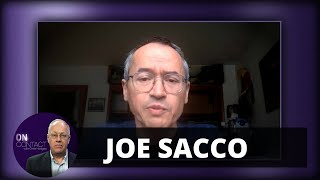 On Contact: Paying The Land With Comics Journalist Joe Sacco