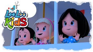 Twinkle, Twinkle, Little Star - Educational Songs for Children from Cleo & Cuquin | LooLoo Kids
