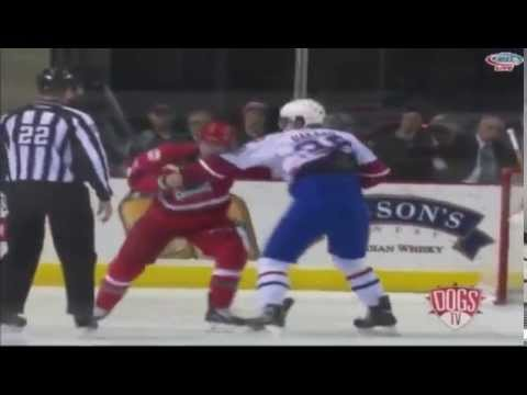 Shane Bakker vs. Kyle Hagel