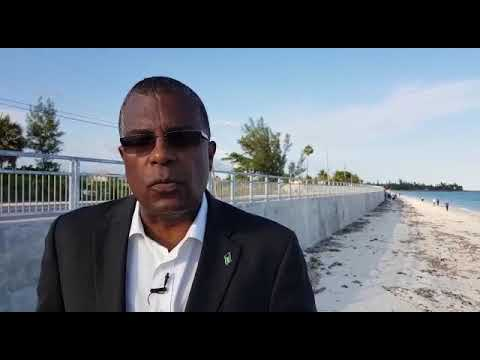 Smith's Point Seawall A PLP Project