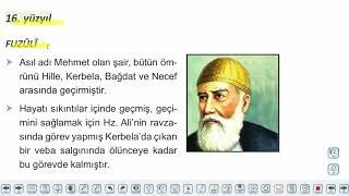 Eğitim Vadisi AYT Edebiyat 9.Föy Divan Edebiyatı Konu Anlatım Videoları