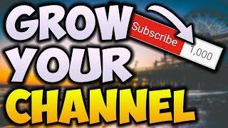 How To Get Your First 1000 Subscribers In 1 Week! (4000 Watch Hours Guide)