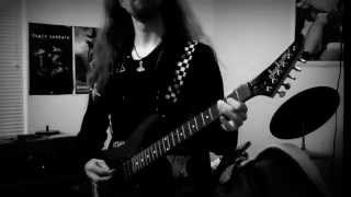 Bathory - The Woodwoman (guitar cover)