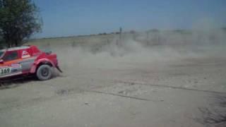 preview picture of video 'PARIS DAKAR 09-ETAPA 2-UNANUE'