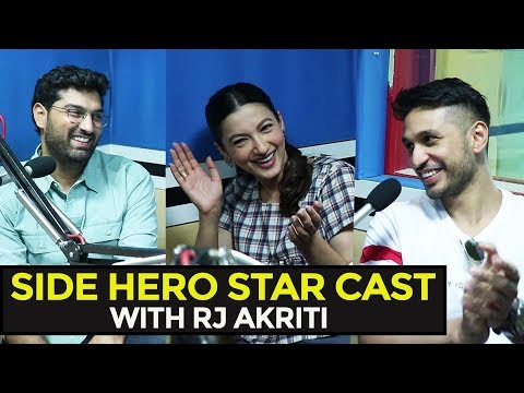 Download Side Hero Star Cast With RJ Akriti | Eros Now | Gauhar Khan | Arjun Kanungo HD Video