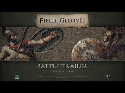 Field of Glory 2 - Battle Trailer thumbnail