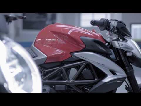New MV Agusta Brutale 800 2017