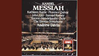 Messiah, Part Two: He that dwelleth in heaven (tenor)
