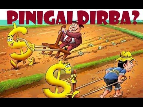 Bitcoin uždirbimo principas