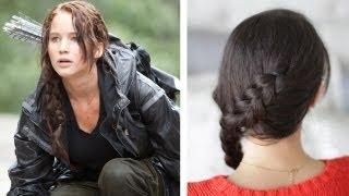 How to: Katniss Everdeen Braid - Hunger Games