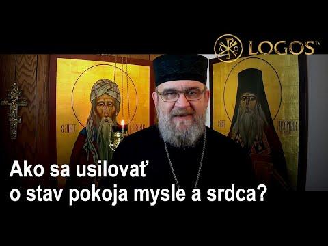 OTCOVIA PÚŠTE (215) - Sv. Izák Sýrsky - Zdroje nepokoja mysle