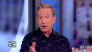 Tim Allen on Political Correctness in Comedy Today | The View