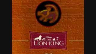 The Lion King Complete Score - 04  Plotting