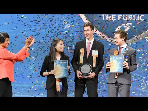 Intel ISEF 2018 Highlights