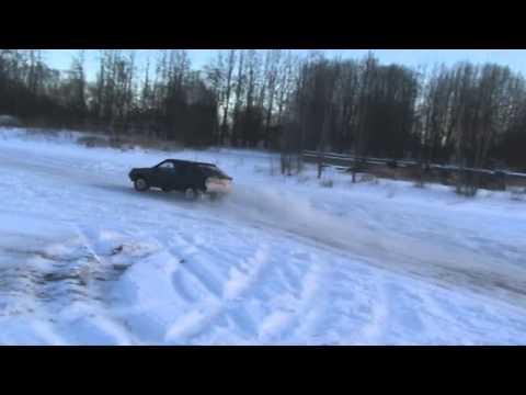 Любительские соревнования по автокроссу в Волково