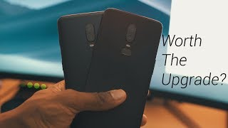 OnePlus 6T vs OnePlus 6: Worth the Upgrade?