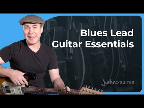 Essential Blues Lead Guitar. The Best Blues Guitar Lessons!