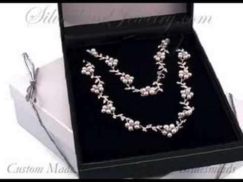 Pearl Bridesmaid Jewelry