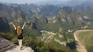 Guilin & Xing Ping China