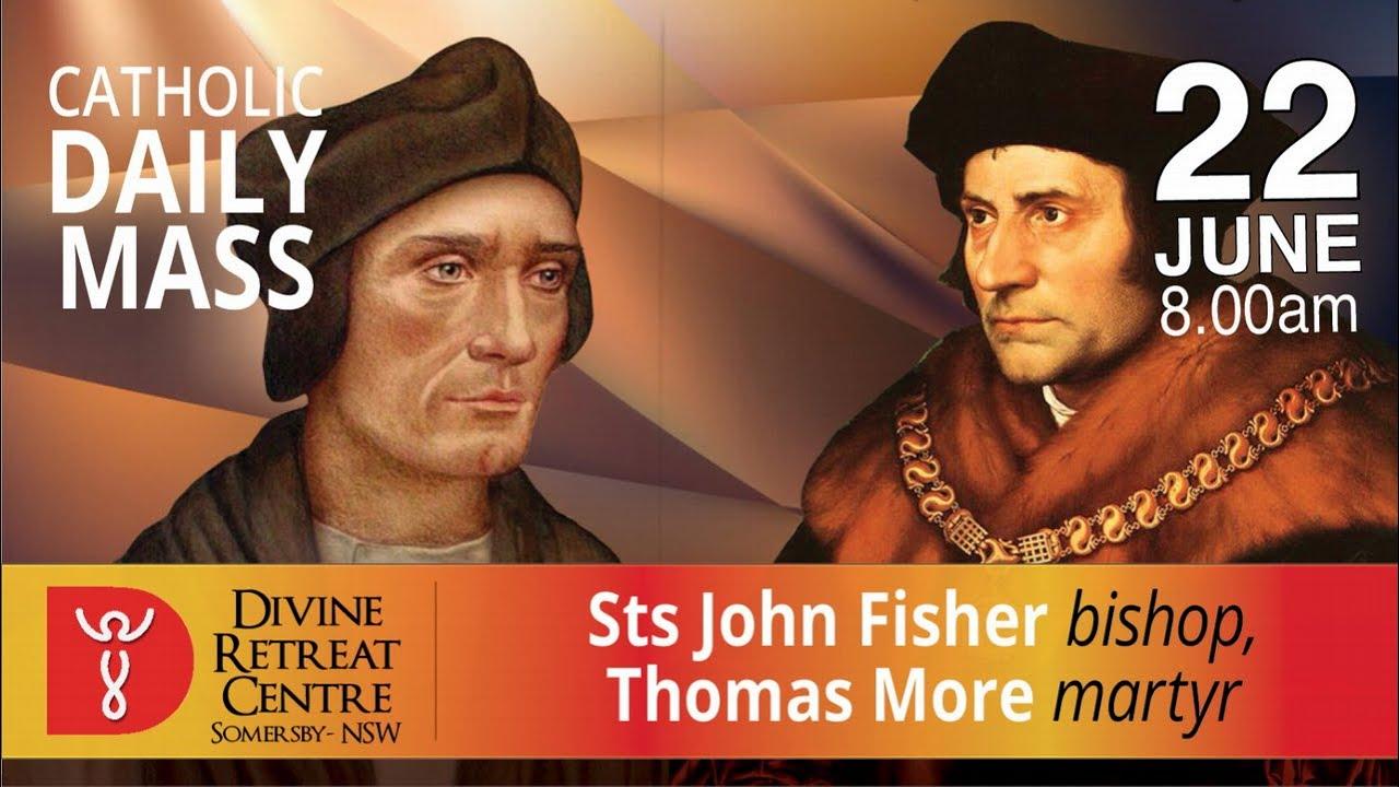 Catholic Mass Online 22 June 2021 Tuesday Mass