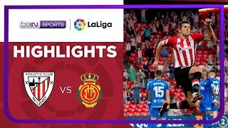 Athletic Club 2-0 Real Mallorca Pekan 4