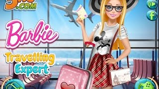 Barbie Travelling Expert, Barbie Coachella, Barbie In Paris, Barbie-Princess Popstar Games For Girls
