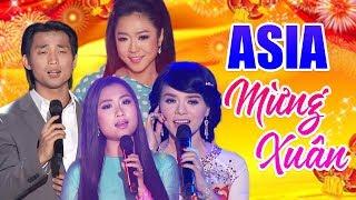 ASIA Mừng Xuân | Fullshow | Đan Nguyên, Hoàng Thục Linh, Băng Tâm, Hà Thanh Xuân