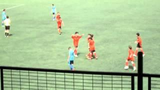 u13 kağithane çağlayan spor ile istanbul eleme maçimizdan 4 haziran 2014