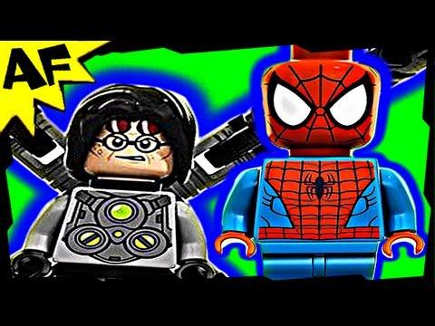 Vidéo LEGO Marvel Super Heroes 6873 : Spider-Man vs. Doc Ock
