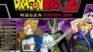 Dragon Ball Z MUGEN Edition 2011 video