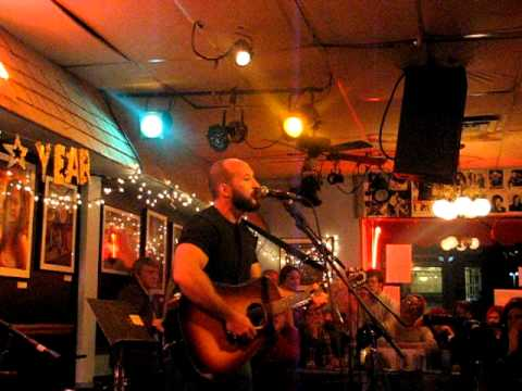 "Jason Shain at The Bluebird, Nashville ""All The Love In My Heart"""