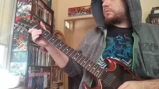 God of Light - Danzig (Guitar Cover)