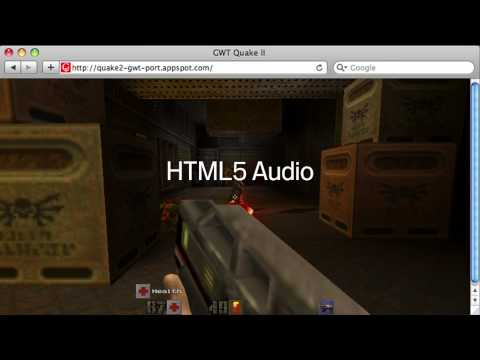 Yes, This Is A Game Of <em>Quake</em> Running In An HTML5 Browser