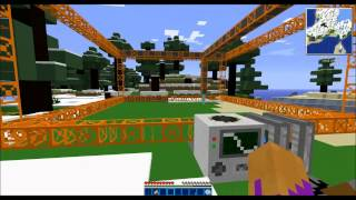 BuildCraft-Create a quarry of a specific size - Most Popular