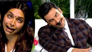 Ranveer Singh MAKES FUN Of Deepika Padukone's Thangabali Act