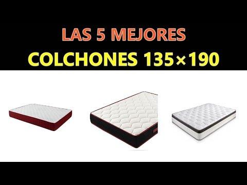 Mejores Colchones 135×190 -  2018